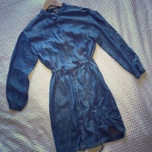 Blue Jean dress or coverup